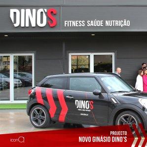 Image Renewal of Dino's Gyms