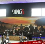 Image Renewal of Dino's Gyms