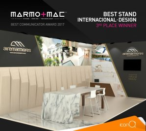 BEST INTERNATIONAL STAND - DESIGN