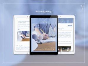 Novo site Ediperfil