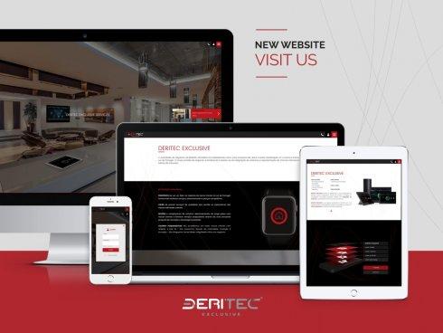 New Website Deritec