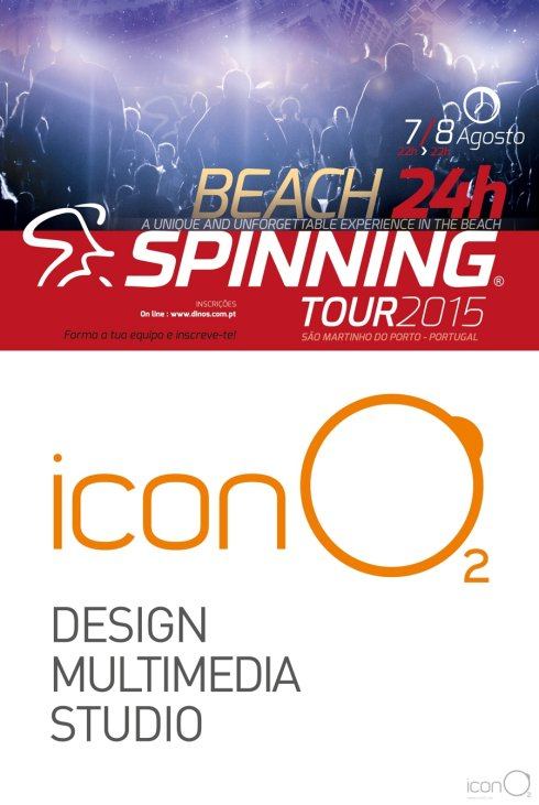 Sponsorship of the Beach 24 Spinning Tour 2015 event